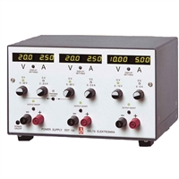 150 W Triple Output DC Power Supply