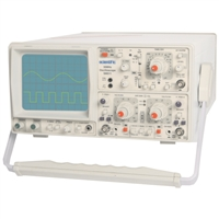 30MHz 2 Channel 4 Trace Oscilloscope