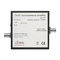 DC to 100kHz Transimpedance Amplifier
