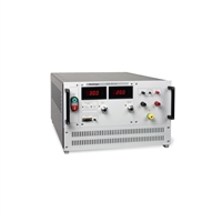High precision double-stabilized linear control low-voltage power supplies