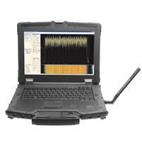 Outdoor RF Spectrum Analyzer 1 MHz to 9.4 GHz
