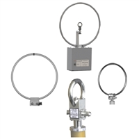 Passive Magnetic Antennas, TX-Loop Antennas