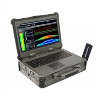 Real- Time Outdoor Spectrum Analyzer