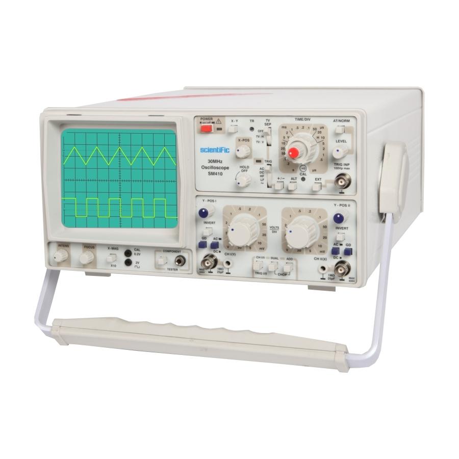 Digital Analog Oscilloscopes : Sm mhz oscilloscope analog oscilloscopes
